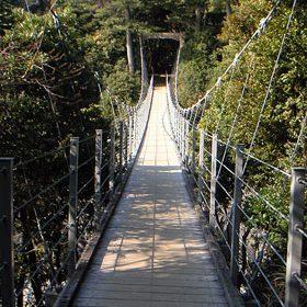 Pont suspendu, Jogasaki