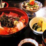 Déjeuner à Atami