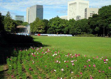 hibiya parc
